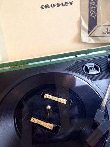 78 rpm PEI